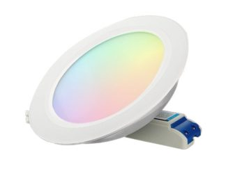 Rundes LED Panel RGB + CCT