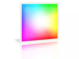 LED Panel Pro 30 × 30 cm RGB + CCT 18 Watt 24 Volt weiß