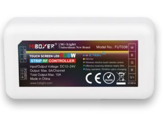 RGBW LED Controller 2,4 GHz - 4 Kanal WiFi ready